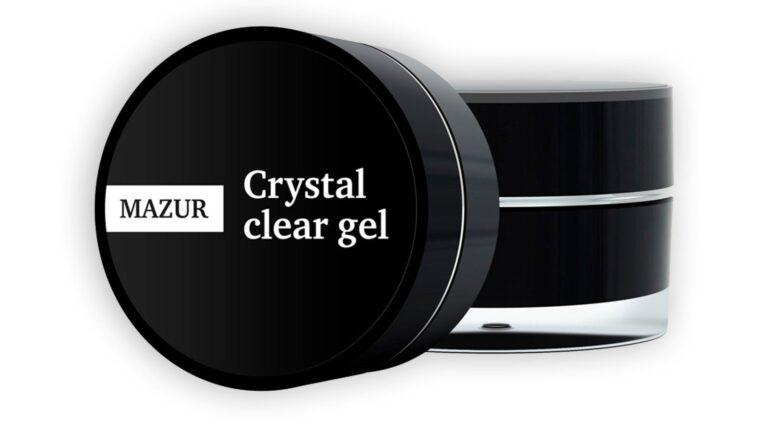 Crystal clear gel Premium 15ml